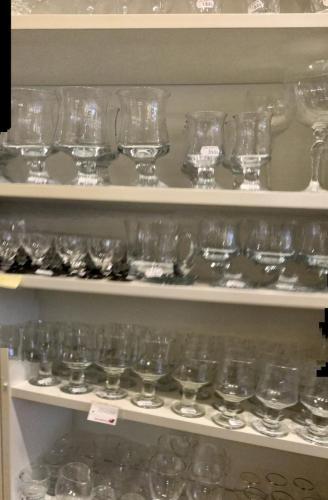 Holmegårds glasog Hamlet glas